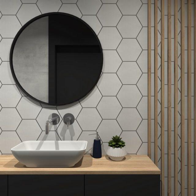 Dom w Zawadzie - łazienka 2