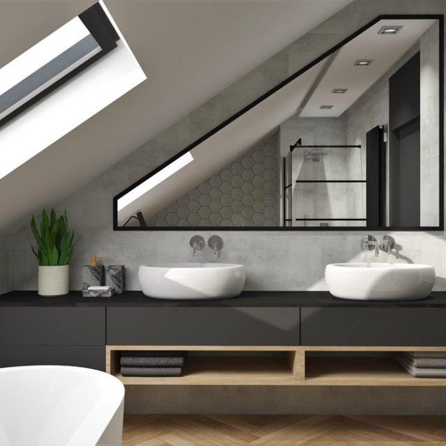 Dom w Zawadzie - łazienka 4
