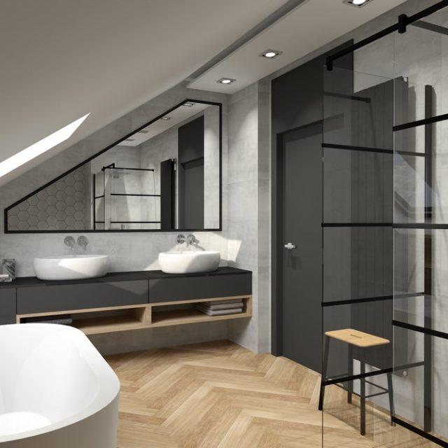 Dom w Zawadzie - łazienka 7